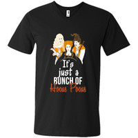 It's Just A Bunch Of Hocus Pocus T-Shirt Funny Witch Tee cool shirt