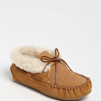 Minnetonka 'Chrissy' Slipper Bootie (Women) | Nordstrom