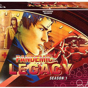Pandemic: Legacy Season 1 (Red Box)