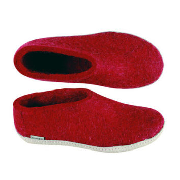 Wool Slippers - Shoe Style - WALRUS