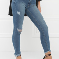 No Stress Jeans - Denim