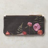 Captured Flora Pencil Pouch