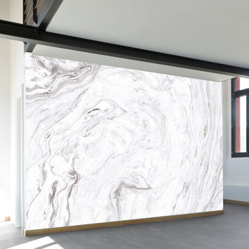 Pristine Marble Wall Mural