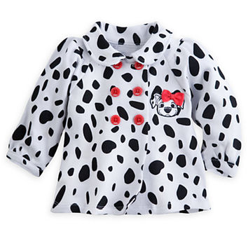 101 Dalmatians Knit Jacket for Baby