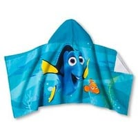 """Finding Dory Hooded Towel (22""""x51"""") : Target"""
