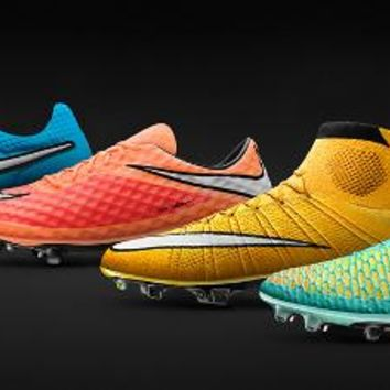 Nike Soccer Cleat Collection