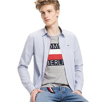 SLIM STRIPED SHIRT | Tommy Hilfiger