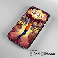 Idina Menzel ifthen Broadway Musical A0653 iPhone 4 4S 5 5S 5C 6, iPod Touch 4 5 Cases