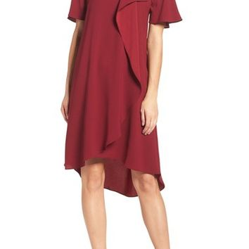 BCBGMAXAZRIA Short Sleeve Cocktail Dress | Nordstrom