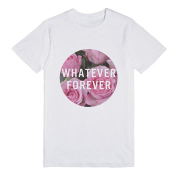 Whatever Forever Floral | Shirt