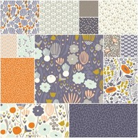 Elizabeth Olwen - Morning Song Fat Quarter Bundle