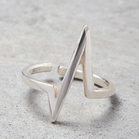 Makko Power Spike Midi Ring