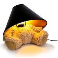 SUCK UK Teddy Bear Lamp