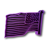 U. S. Flag Cookie Cutter