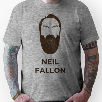 Clutch Neil Fallon Unisex T-Shirt