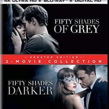 Fifty Shades of Grey / Fifty Shades Darker 2-Movie Collection 4k