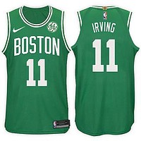 KYRIE IRVIN BOSTON CELTICS NIKE JERSEY