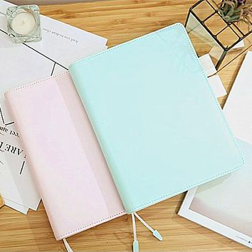 2017 Calendar Kawaii Fruit Hobo Style Personal School Office Week Dairy Sprial Organizer Binder Cover Agenda Planner A5 Notebook