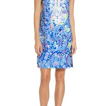 9f1e4e870e312e Lilly Pulitzer® Carlotta Stretch Shift Dress | Nordstrom