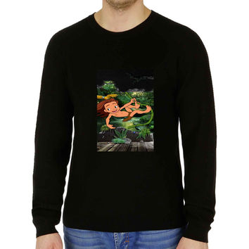 young tarzan - Sweater for Man and Woman, S / M / L / XL / 2XL **