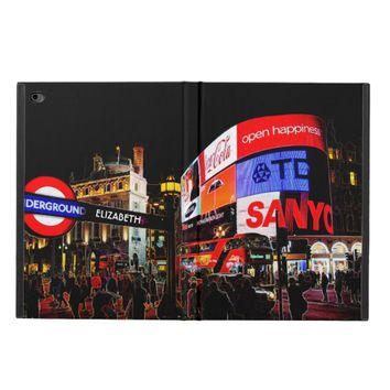 Fantasy Glowing Piccadilly In London At Night Powis iPad Air 2 Case