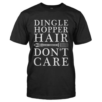 Dinglehopper Hair Don't Care