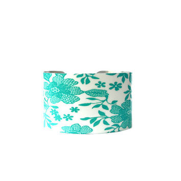Metal Cuff Bracelet  Sweet Mint Summer Styles