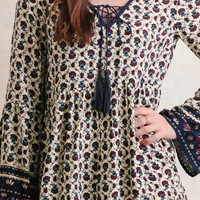 Vine Ripe Printed Dress