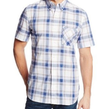 French Connection Gunner Twill Check