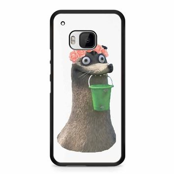 Gerald Finding Dory Flower Crown HTC M9 Case