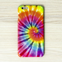 Tie Dye iPhone 6 case tie dye iphone 6S plus case iPhone 7 case iPhone 5S case tie dye Galaxy note 5 galaxy note 4 galaxy S5 case LG G4