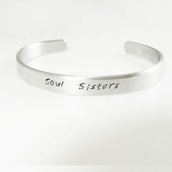 soul sisters bracelet gift for a friend