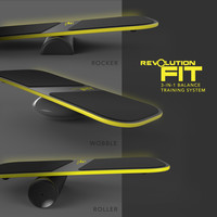 Revolution FIT 3-in-1 Balance Board | Revolution Balance Boards
