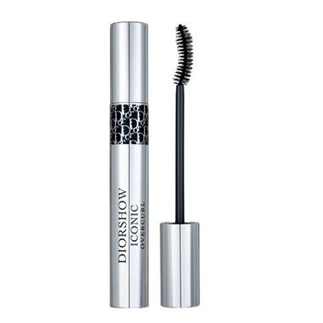 Christian Dior Diorshow Iconic Overcurl Mascara for Women, # 090 Black, 0.33 Ounce