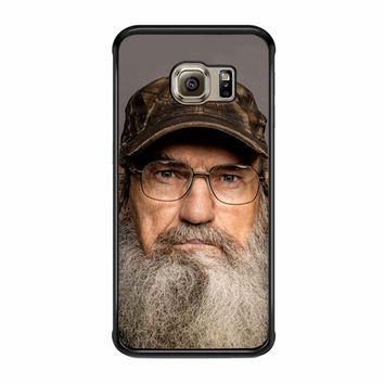 Uncle Si Robertson Duck Dynasty Samsung Galaxy S6 Edge Plus Case