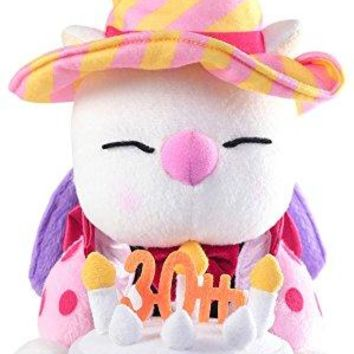 Final Fantasy 30th Anniversary Moogle Plush Figure