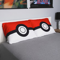 Pokemon Poke Ball Pillowcase Set