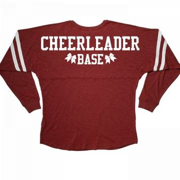 Base Cheerleader Bow Slub
