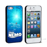 Finding Nemo Quote iPhone 4 5 6 Samsung Galaxy S3 4 5 iPod Touch 4 5 HTC One M7 8 Case