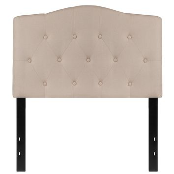 Cambridge Tufted Upholstered Twin Size Headboard