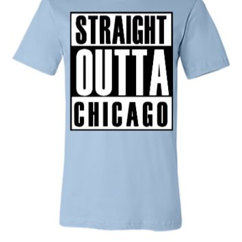 Straight Outta Chicago - Unisex T-shirt