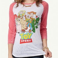 Toy Story Slub Raglan Top