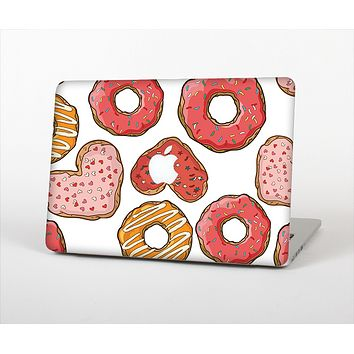 The Vectored Love Treats Skin Set for the Apple MacBook Pro 15""