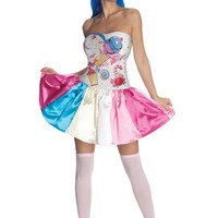 Adult Katy Perry Candy Girl Costume