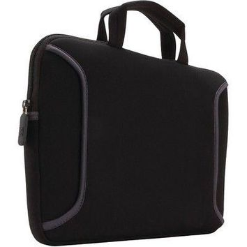 "Licensed CASE LOGIC LNEO12BLACK 12.1"" Chromebook(TM)/Ultrabook(TM) Sleeve KO_19_1"