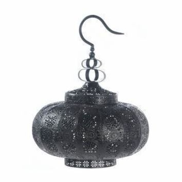Moroccan Style Hanging Candle Lamp - Health & Beauty