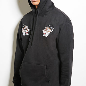Defyant Embroidered Hoodie
