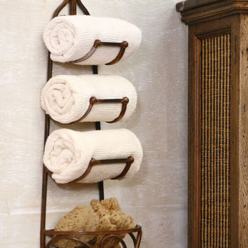 wine towel rack. Delighful Towel Forged Iron Bath Rack For Towels  Wine On Wine Towel Rack W