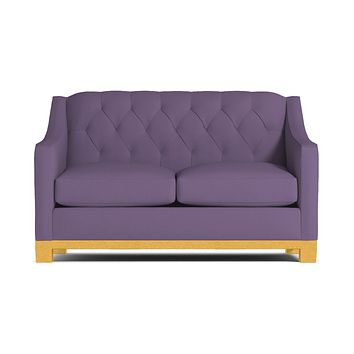 "Jackson Heights Apartment Size Sofa :: Leg Finish: Natural / Size: Apartment Size - 68""w"