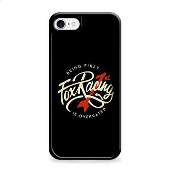 Being First Fox Racing Black iPhone 6 | iPhone 6S case